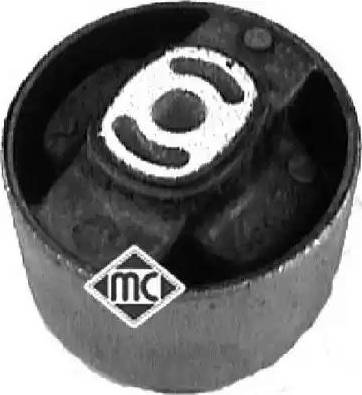 Metalcaucho 02980 - Βάση στήριξης κινητήρα asparts.gr