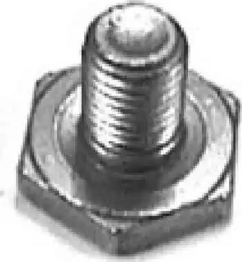 Metalcaucho 02929 - Βιδωτή τάπα, λεκάνη λαδιού asparts.gr