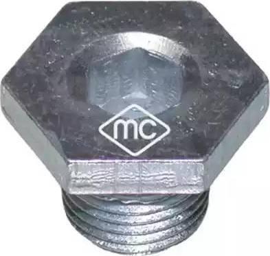 Metalcaucho 02452 - Βιδωτή τάπα, λεκάνη λαδιού asparts.gr