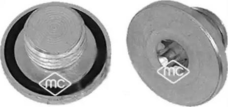 Metalcaucho 02667 - Βιδωτή τάπα, λεκάνη λαδιού asparts.gr