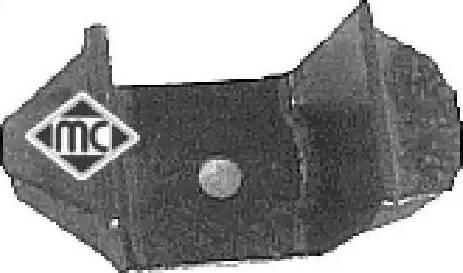 Metalcaucho 02884 - Βάση στήριξης κινητήρα asparts.gr