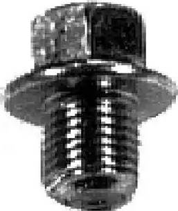 Metalcaucho 02318 - Βιδωτή τάπα, λεκάνη λαδιού asparts.gr