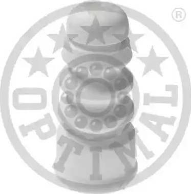 Optimal F8-6001 - Προσκρουστήρας, ανάρτηση asparts.gr