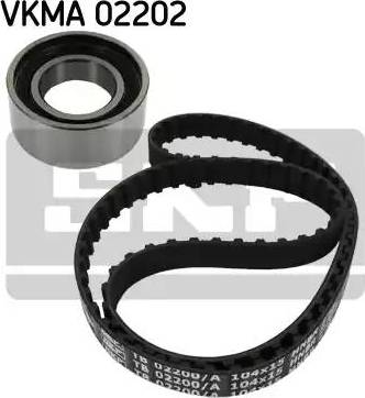 SKF VKMA02202 - Σετ οδοντωτού ιμάντα asparts.gr