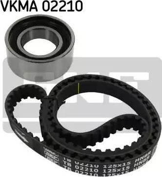 SKF VKMA02210 - Σετ οδοντωτού ιμάντα asparts.gr