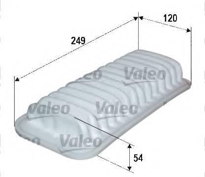 Valeo 585192 - Φίλτρο αέρα asparts.gr