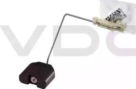 VDO 221-824-092-004Z - Αισθητήρας, αποθέματα καυσίμου asparts.gr